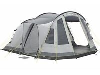 Outwell Nevada MP 5 Man TENT Less than 1 year old - Real bargain at just £220
