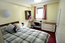 Student Room in Northumbria Uni Halls, New Bridge Street