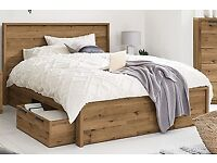 Next Bronx Double Bed
