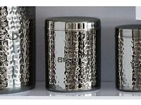 Wanted HAMMERED BREAD BISCUIT TIN