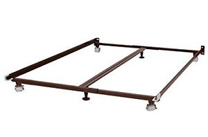 Queen to King Metal Bed Frame