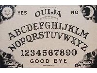 Wanted Ouija board - Cash waiting