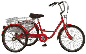 ELECTRIC TRICYCLE .VERY COOL RIDE!!  BRAND NEW!!