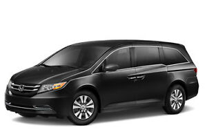 Lease Take-over, 2015 Honda Odyssey EX