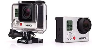 GoPro 3 White and GoPro 3 Silver in tough case Hope Valley Tea Tree Gully Area Preview