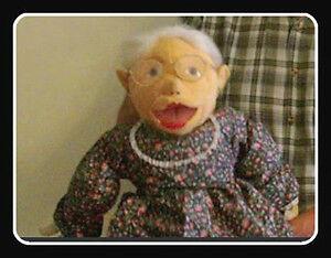 Granma Puppet