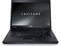 Fast Office DELL E5500 Core 2 Duo 500GB 4GB Laptop Windows 10 -1