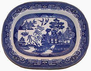 Antique Platter Ebay