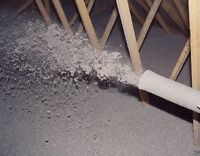 Insulation service  Available