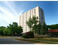 Spacious 1 Bedroom Condo (Available Immediately)