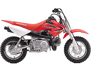 Looking for a CRF 50