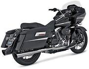 Vance and Hines Slip Ons Touring