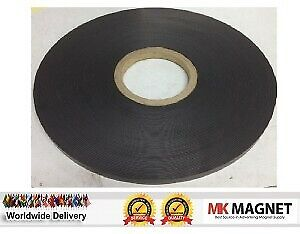 """Magnetic Strip 30 Meter 12.7mm X 1.5mm one side is plain & one side with magnetic"