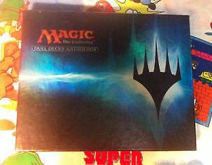MTG Duel Deck Anthology Box Set Opened Complete