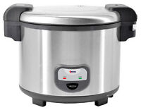 60 Cup Commercial Rice Cooker / Warmer