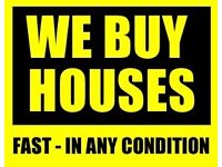 1 to 6 bedrooms property wanted in Doncaster and Leeds.