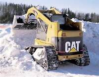 Commercial Snow Removal & Sanding