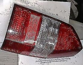 Mitsubishi Space Wagon O/S Rear Light