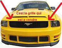GRILLE FORD MUSTANG -- 2005 ,,,, NEUVE - ( PH 0304 )