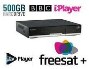 Freesat HD Recorder 500GB