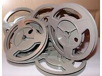 Super 8 Film Spools