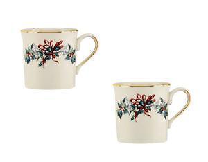Lenox winter greetings ebay lenox winter greetings mugs m4hsunfo