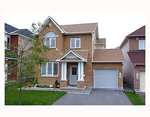 Barrhaven - Single Home for Rent