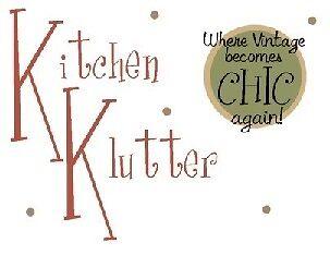Kitchen Klutter