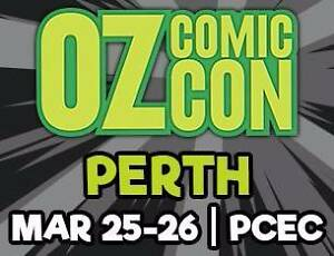 4 x Oz Comic Con Perth Sunday General Admission Tickets Morley Bayswater Area Preview