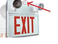 Emergency Exit Lighting System Inspection