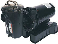 Swimming Pool Pump Sale! Above Ground & In Ground