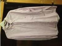 Pink Gant shirt XL
