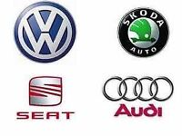 Scrap Vw Audi seat Skoda cars wanted . Niea approved authorised treatment facility
