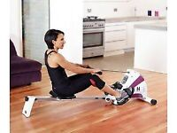 Kelly Holmes magnetic rowing machine foldable, indoor gym £50 ONO RRP 192