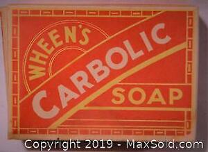 3 Bars of WHEENS CARBOLIC SOAP