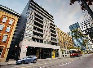 Stylish One Bed in Victory Lofts, 478 King St  West