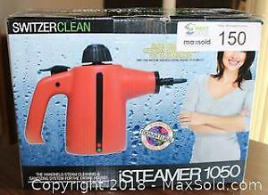 "NEW I Steamer 1050 -Steam Cleaner Pick up in Time-slot ""B"""