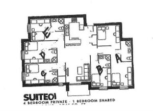 Luxe 2 Lease Takeover - 1 or 2 People Kitchener / Waterloo Kitchener Area image 6