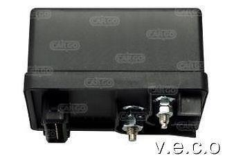 160434 GLOW PLUG HEATER CONTROLLER RELAY CITROEN FIAT PEUGEOT 5 PIN PLUG 12 VOLT