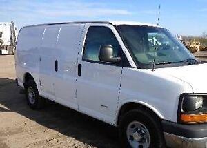 2011 Chevrolet express duramax diesel