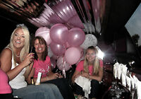 Amazing Limo for Birthday Night out concert stretch limousine