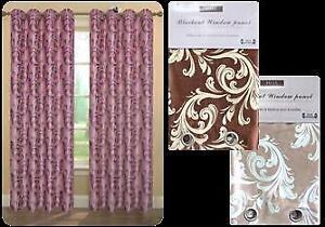 Blackout Window Curtain - Belle