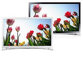 Samsung UE-32H4570/80 80cm (32Zoll) EEK:A+  100Hz DVB-T/C/S2-Tuner Smart TV