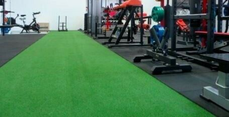 Commercial gym equipment crossfit functional training in