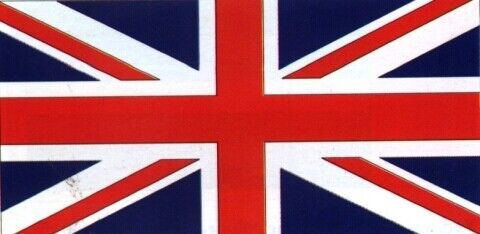OUTBOUND Flag Of The United Kingdom 5x3