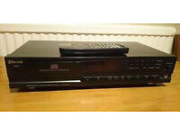 Sherwood CD-3020R CD player