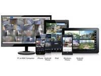 CCTV VIA PC/PHONE/TABLET