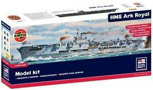 Airfix Model Kit - Ark Royal Ship Gift Set - A50070 NEW