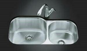 Kitchen Sink STX-120 Dominox Franke Italy and vanity sinks Toronto