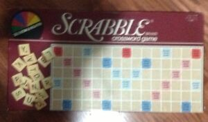 Scrabble game for sale